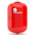 Мембранный бак для отопления Wester WRV8