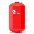 Мембранный бак для отопления Wester  WRV150