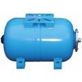 Мембранный бак для водоснабжения горизонтальный Wester  WAO50