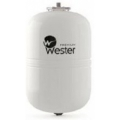 Мембранный бак для для системы ГВС и гелиосистем Wester Premium WDV18