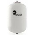 Мембранный бак для для системы ГВС и гелиосистем Wester Premium WDV24 нержавейка