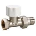 Вентиль линейный термостатический Luxor thermo tekna RD 201 3/4 (Италия)