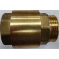 Обратный клапан Verpat 1  НР х 1  ВР (толкатель латунь)