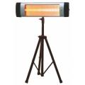 Инфракрасный обогреватель ламповый NeoClima Shaft-2,5 с телескопической подставкой