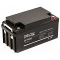 Аккумуляторная батарея Delta DT 1265 (12V/65Ah)