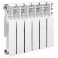 Алюминиевый радиатор VIVAT А 350/80 1 секция