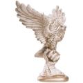 Статуэтка Королевская охота RF1008 IV (Белая коллекция)