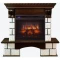 Каминокомплект Royal Flame портал Pierre Luxe c очагом Vision 23 EF LED FX