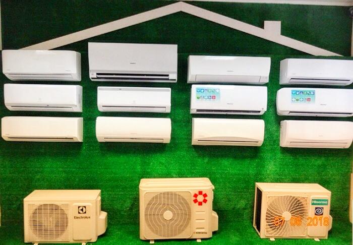 Выставка с кондиционерами Климат в Доме