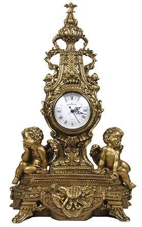Каминные часы Классика с ангелами Гранд RF2014AB.jpg