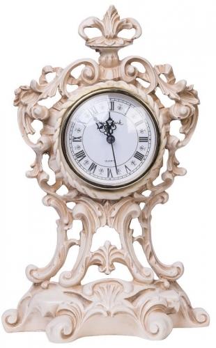 Каминные часы Ажурные RF2022 IV (Белая коллекция).jpg