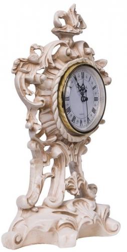 Каминные часы Ажурные RF2022 IV (Белая коллекция)-1.jpg