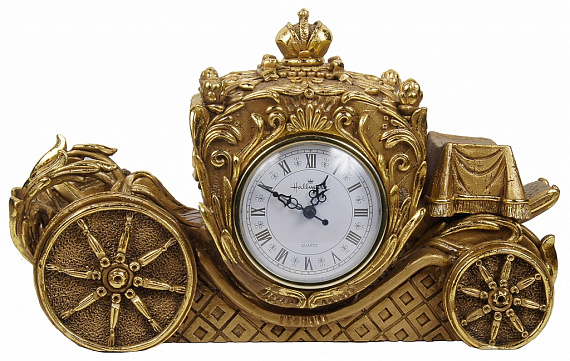 Каминные часы Карета RF2008AB.jpg