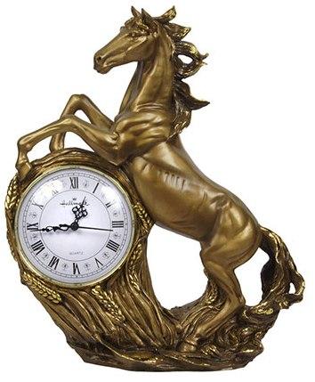 Каминные часы Конь Арго RF2003AB.jpg