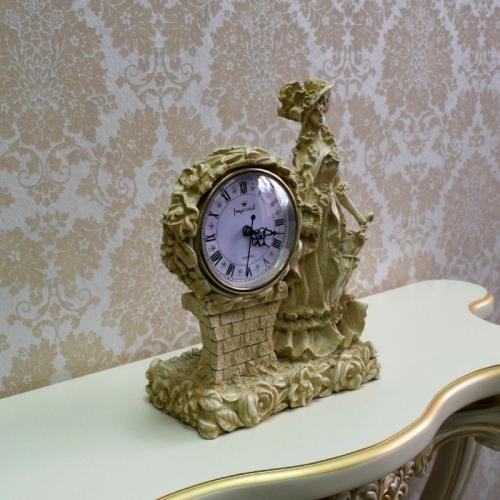 Каминные часы Леди RF2001 IV (Белая коллекция)-3.jpg
