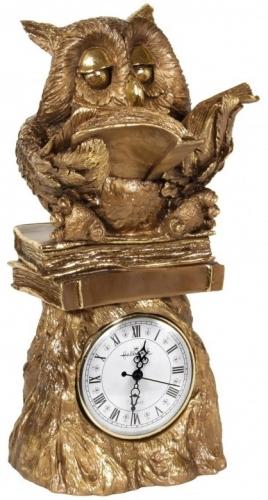Каминные часы Умная сова RF2041AB.jpg