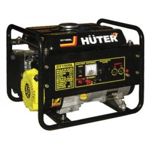Бензиновый генератор Huter DY1500L