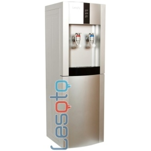 Кулер с холодильником Lesoto 16 LB/E silver-black