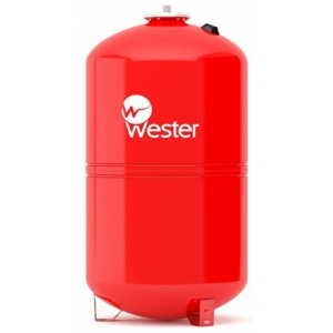 Мембранный бак для отопления Wester WRV80