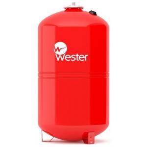 Мембранный бак для отопления Wester WRV100