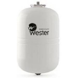 Мембранный бак для для системы ГВС и гелиосистем Wester Premium WDV35 нержавейка
