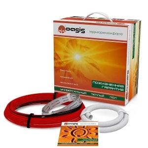Кабельный теплый пол Oasis OS-100