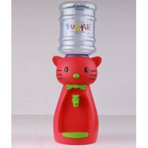 Детский кулер Фунтик Кошка - красный