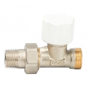 Вентиль линейный термостатический Luxor thermo tekna RD 211 1/2 (Италия)