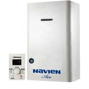 Настенный газовый котел Navien Ace - 13k White