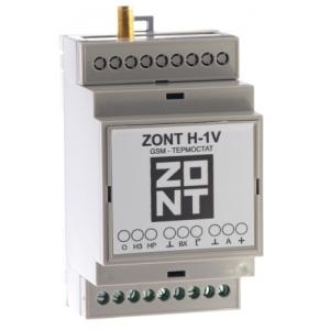 Блок дистанционного управления котлом ZONT H-1V