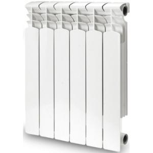 Биметаллический радиатор Alcobro 500/80 4 секции