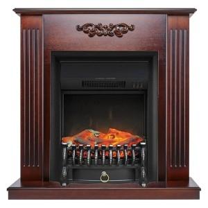 Каминокомплект Royal Flame портал Lumsden с очагом Fobos/Majestic