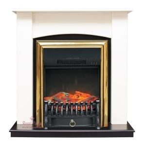 Каминокомплект Royal Flame портал Baltimore с очагом Fobos/Majestic