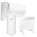 Комплект саморегулирующегося кабеля 30-2CR-UF Samreg-1 м c оплеткой и вилкой