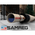 Комплект саморегулирующегося кабеля 30-2CR-UF Samreg-2 м c оплеткой и вилкой