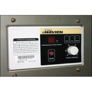 Напольный газовый двухконтурный котел Navien GA-23KN