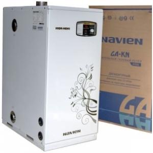 Напольный газовый двухконтурный котел Navien GA-35KN
