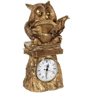 Каминные часы Умная сова RF2041AB