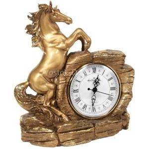 Каминные часы Конь Арго малый RF2057AB