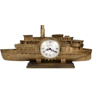 Каминные часы Пароход River Queen RF2046AB