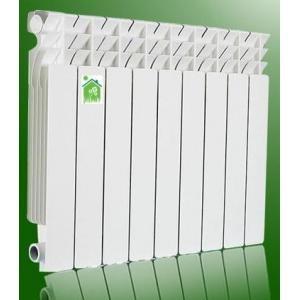 Радиатор алюминиевый Radena 500 IT-GL 12 секций