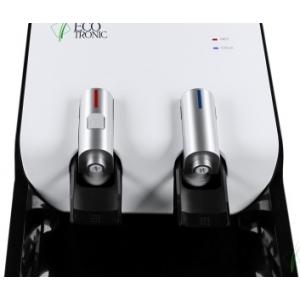 Кулер с холодильником Ecotronic M40-LF white+black