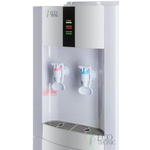 Кулер с холодильником Ecotronic H1-LF White