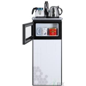 Кулер с чайным столиком Тиабар Ecotronic TB1-LE silver