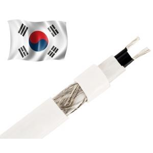 Греющий кабель в трубу Decker SRF 15-2CT 15w пищевой в трубу - 1 метр (Южная Корея)
