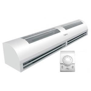 Горизонтальная тепл. завеса ТЗС-610