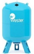 Мембранный бак для водоснабжения Wester WAV200