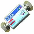 Магнитный преобразователь (умягчитель) воды UDI-MAG 3/4, 800 л/час арт.032 (Италия)