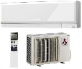Инверторный кондиционер Mitsubishi Electric MSZ-EF25VEW/MUZ-EF25VE White