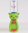 Детский кулер для воды ФУНТИК ( Турция) - цвет зеленый